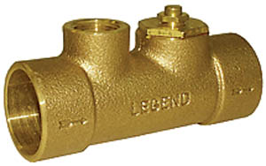S-464 Brass Purge and Balancing Valve