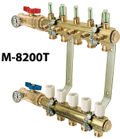 M-8200T Precision™ Thermometer Manifold System