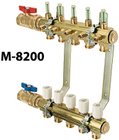 M-8200AP Precision™ Angle Pro Manifold System