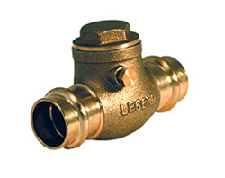LegendPress™ P-451NL Series Check Valves