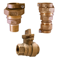 Water Service Fittings