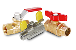 Legend's Mini Ball Valves